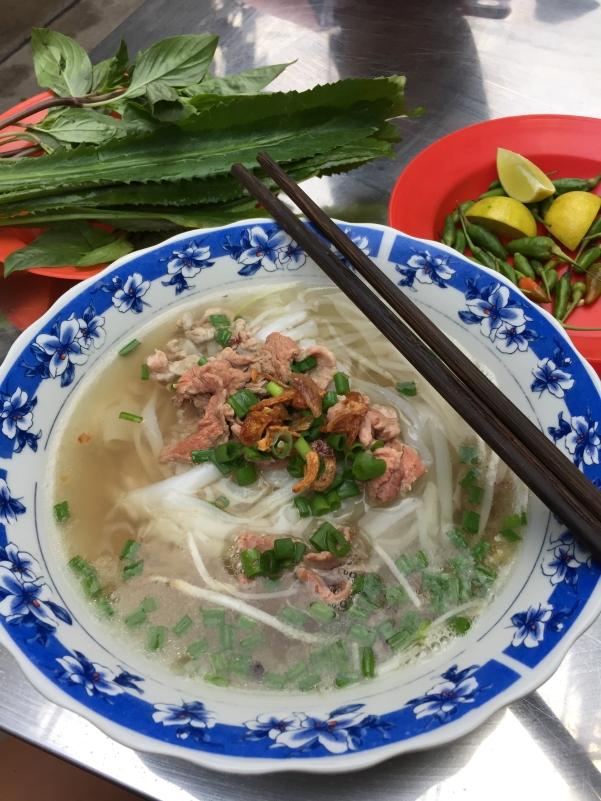 Beef Pho_Nha Trang_Vietnam