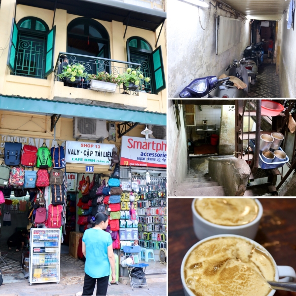 Café Đinh_Ha Noi_Vietnam