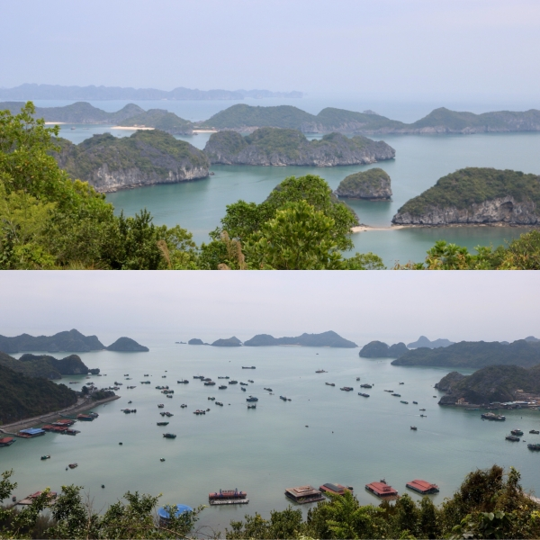 Cannon Fort_Cat Ba Island_Vietnam