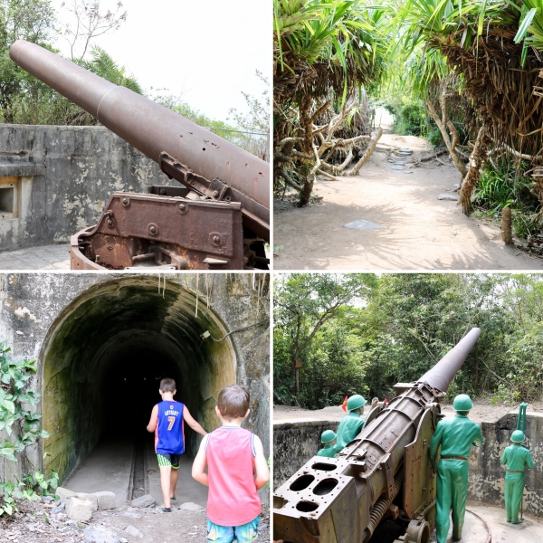 Cannon Fort_Cat Ba Island_Vietnam_1