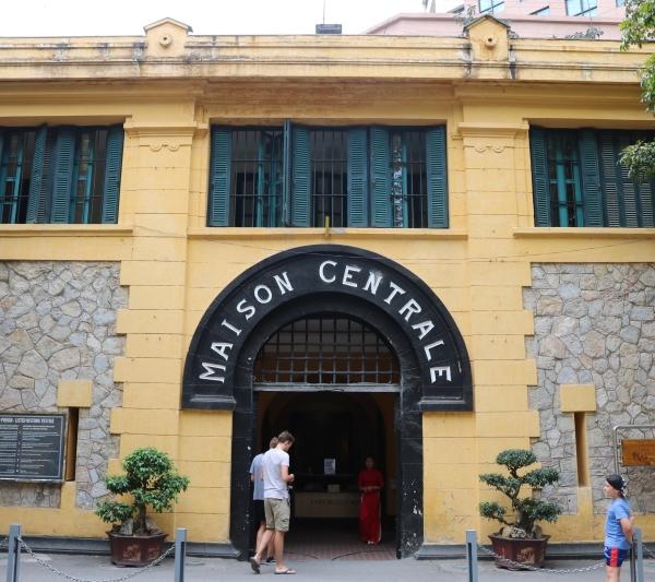 Hỏa Lò Prison Museum_Ha Noi_Vietnam