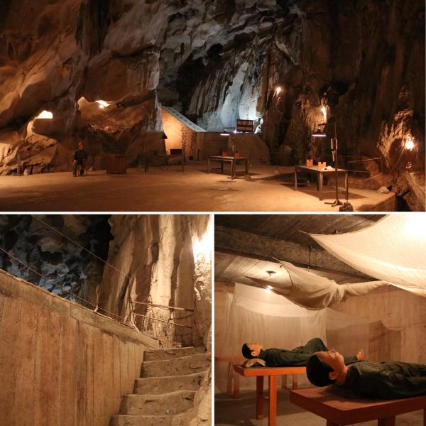 Hospital Cave_Cat Ba Island_Vietnam_1