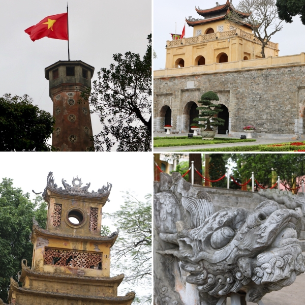 Imperial Citadel of Thăng Long_Ha Noi_Vietnam