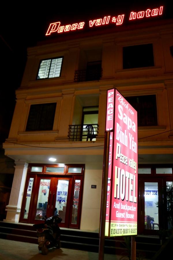 Peace Valley Hotel_Sapa_Vietnam