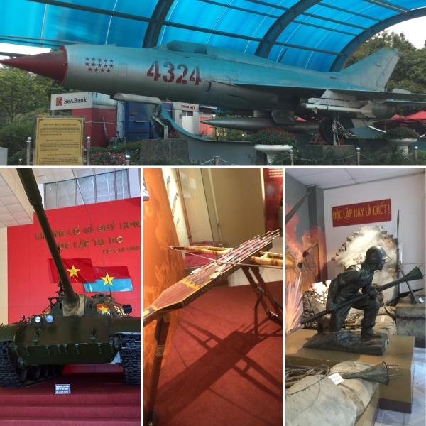 Vietnam Military History Museum_Ha Noi_Vietnam_1