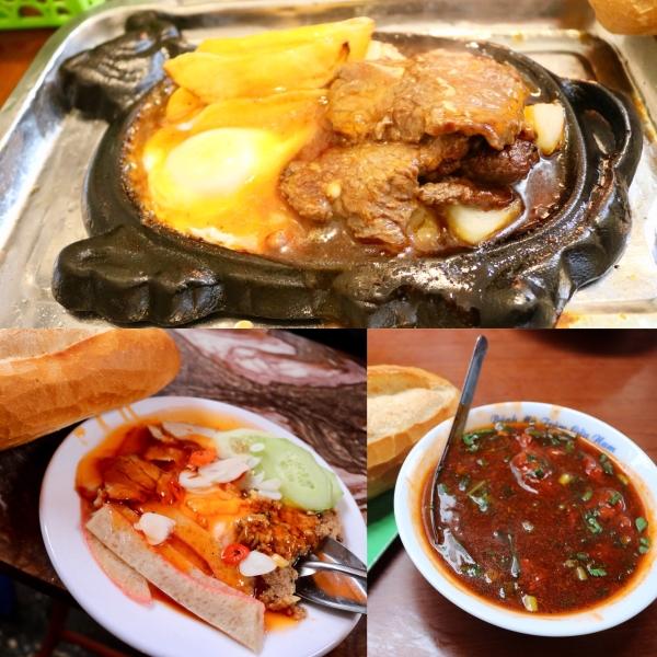 Bánh Mỳ Trâm_Ha Noi_Vietnam