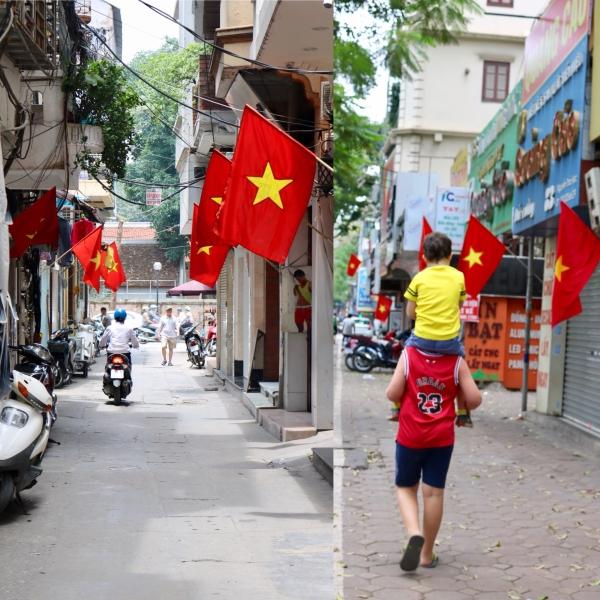 Reunification Day 2018_Ha Noi_Vietnam