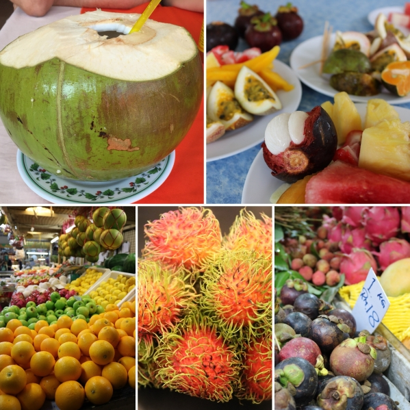 Southeast Asia_Fresh Fruit