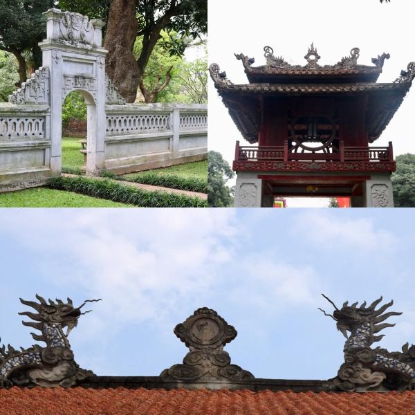 Temple of Literature_Ha Noi_Vietnam