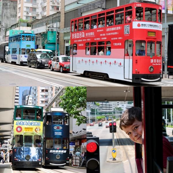 Ding Ding Trams_Hong Kong
