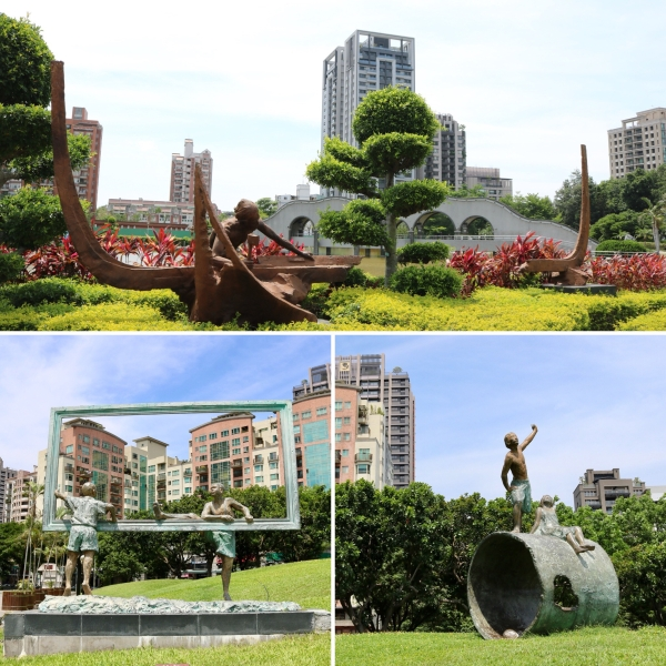 Fengle Sculpture Park_Taichung City_Taiwan