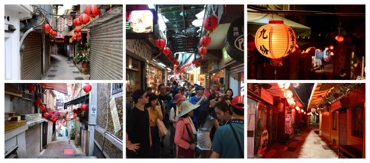 Jiufen Old Street_Taiwan