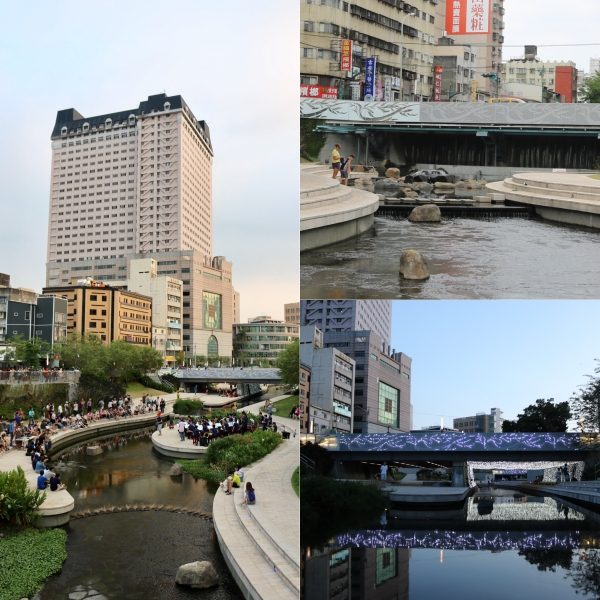Liuchuan Riverwalk_Taichung City_Taiwan