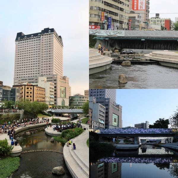 LiuchuanRiverwalk_Taichung City_Taiwan