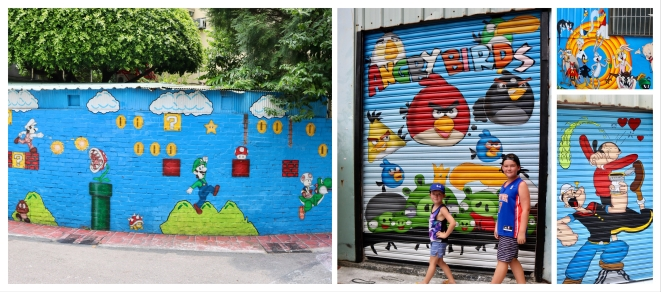Street Art_Taichung_Taiwan