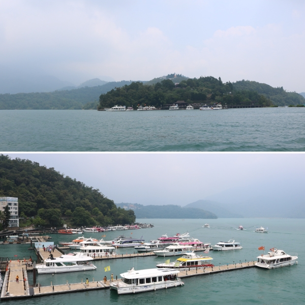 Sun Moon Lake_Nantou County_Taiwan