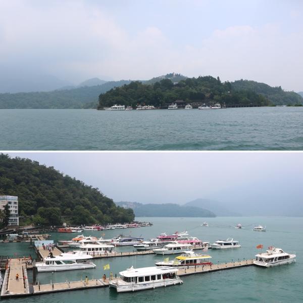 Sun Moon Lake_Nantou County_Taiwan