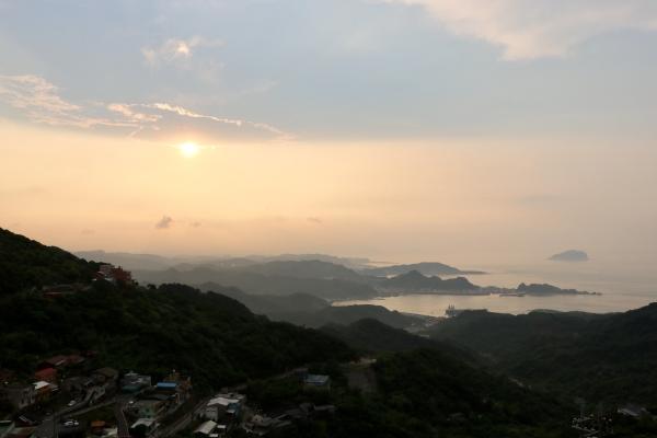 Sunset_Jiufen_Taiwan