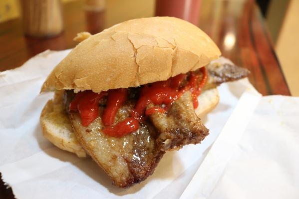 Pork Chop Bun_Macau