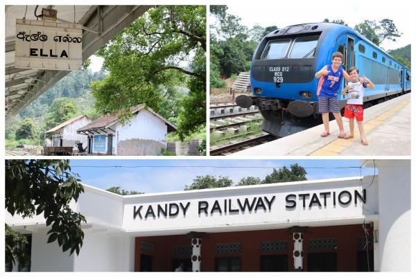 Ella to Kandy Train Trip_Sri Lanka