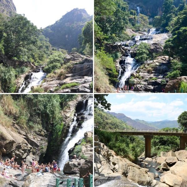 Ravana Falls_Ella_Sri Lanka