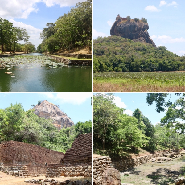 Lion Rock Fortress_Sigiriya_Sri Lanka