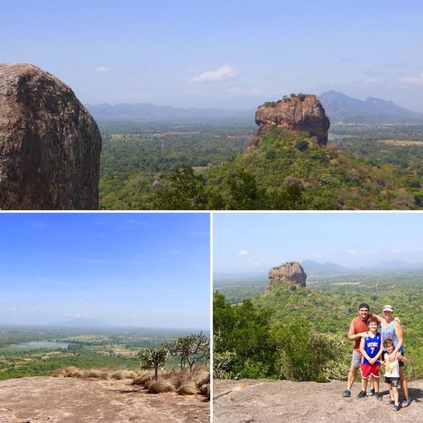 Views from Pidurangala Rock_Sigiriya_Sri Lanka_1