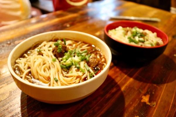 Noodles_Jinli Ancient Street_Chengdu