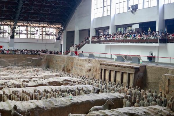 Terracotta Army_Xian_China