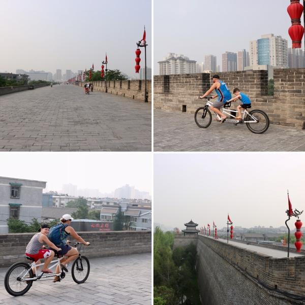 Xian City Wall_China
