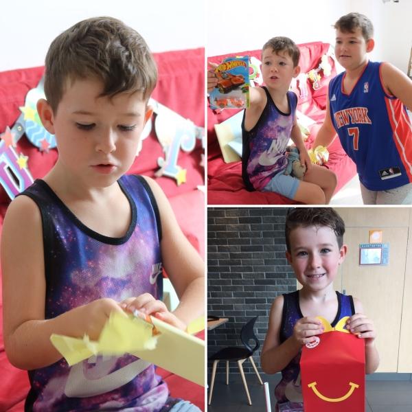 Braxton's 6th Birthday_Shanghai_China