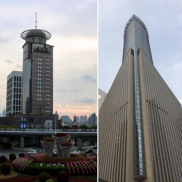 Financial Hub_Shanghai_China