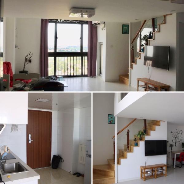 Loft Apartment_Shanghai_China