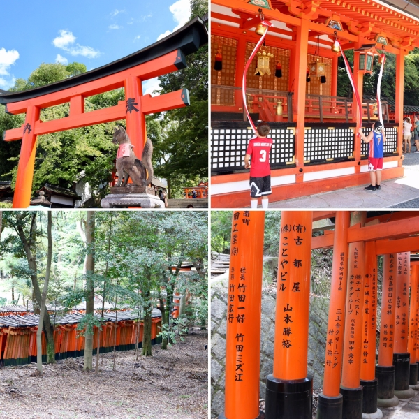 Fushimi Inari Taisha Shrine_Kyoto_Japan