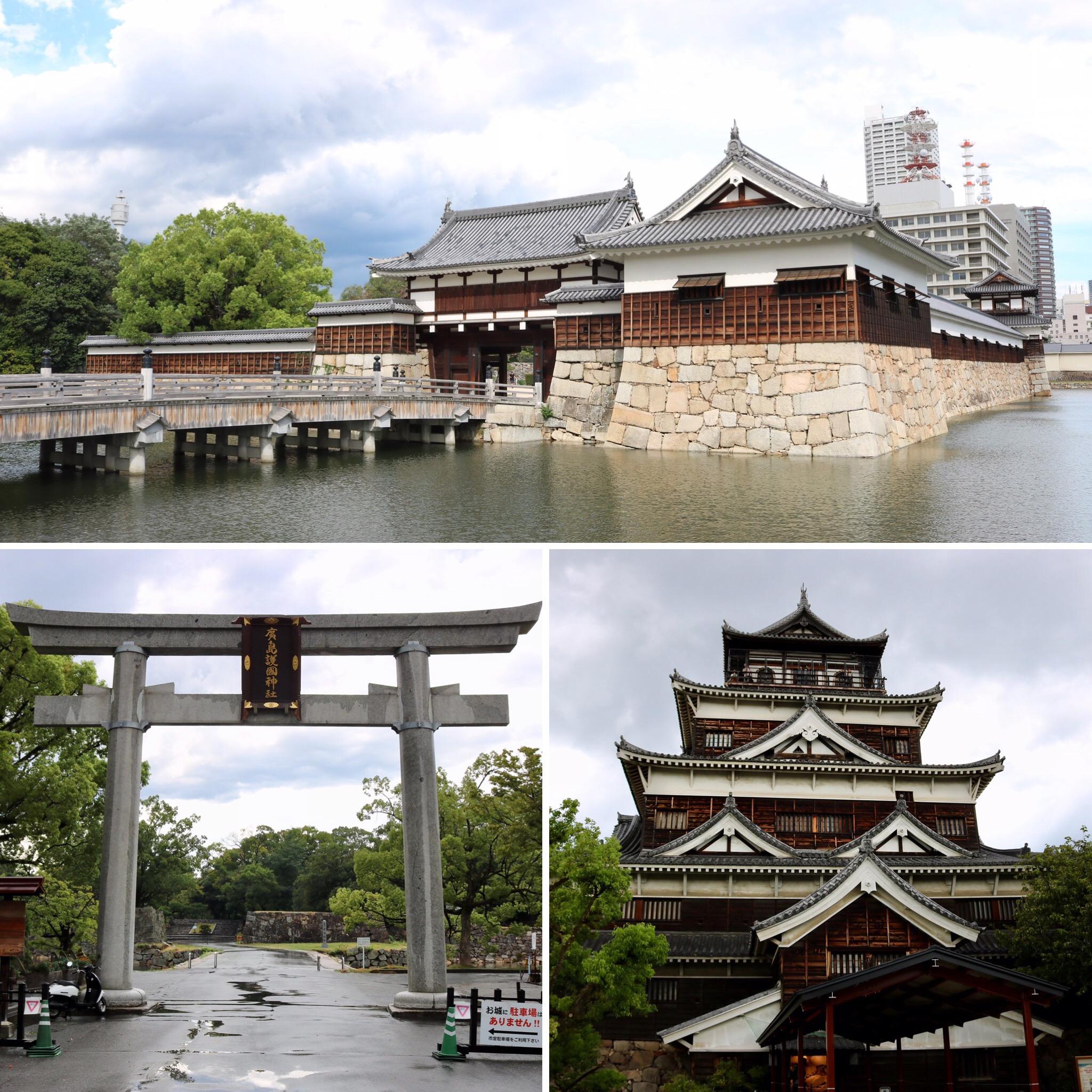 Hiroshima Castle_Hiroshima_Japan