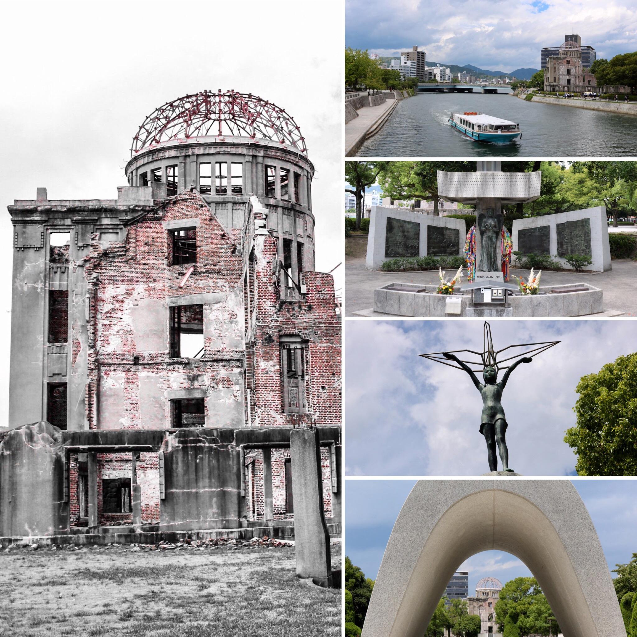 Hiroshima Peace Park_Hiroshima_Japan