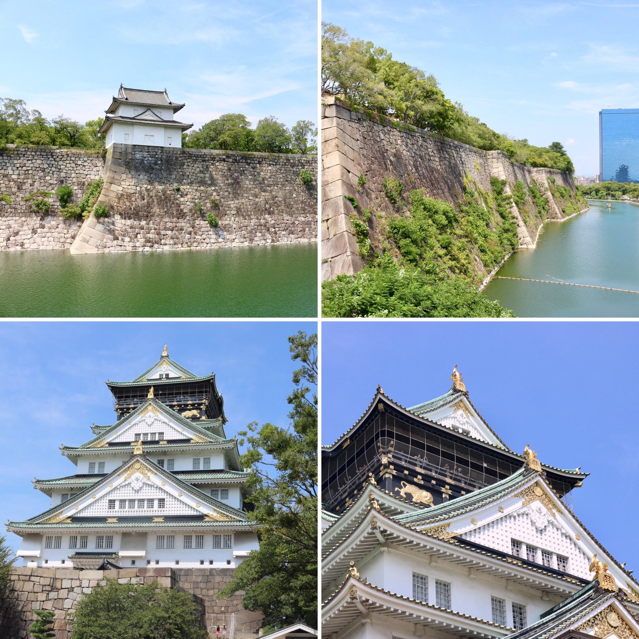 Osaka Castle_Osaka_Japan