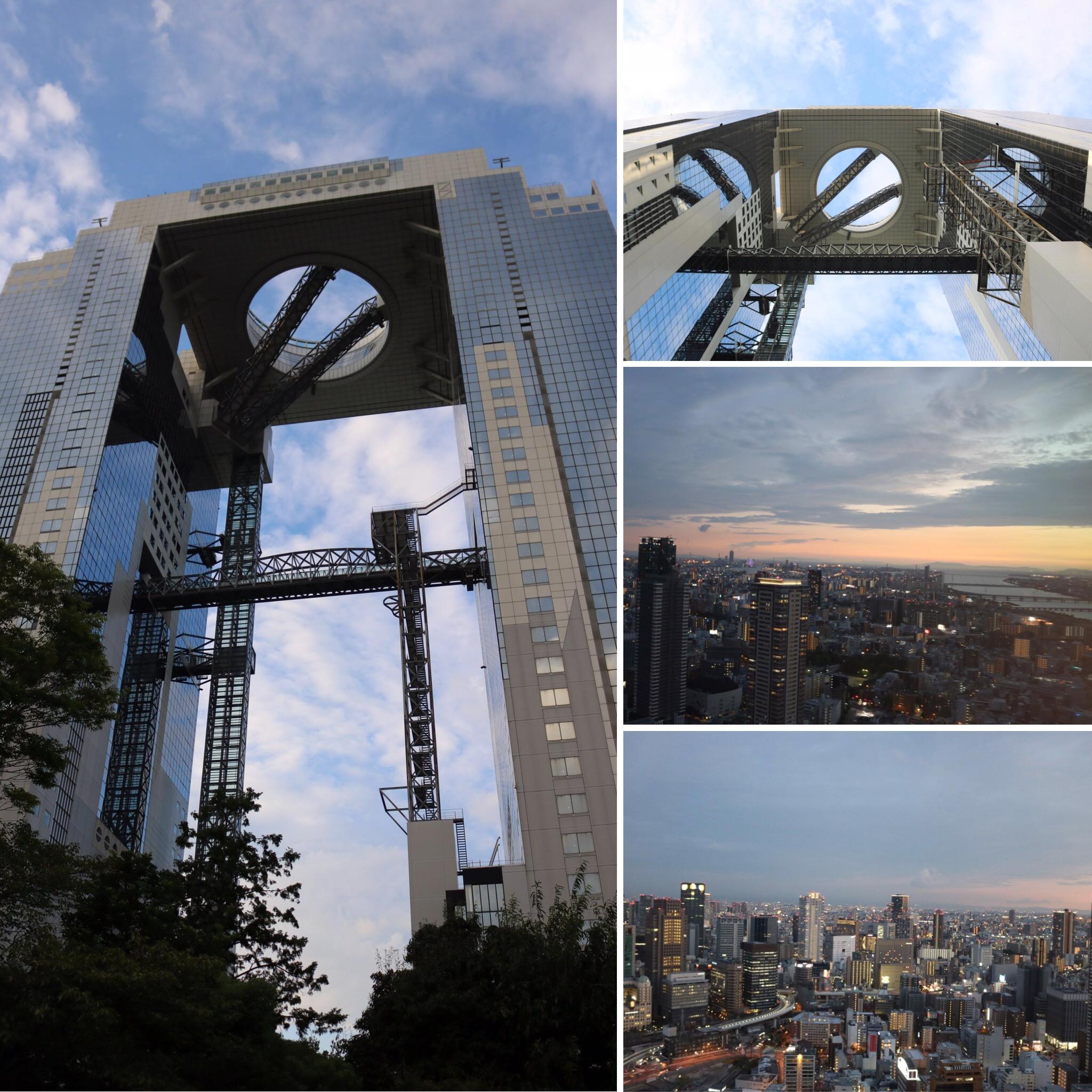 Umeda SkyBuilding_Osaka_Japan
