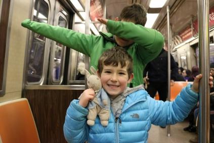new york subway_america