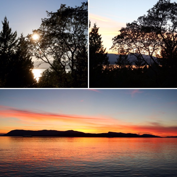 sunsets on pender island_bc_canada