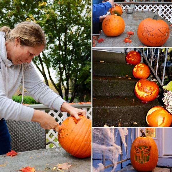 Pumpkin Carving_Oregon_America