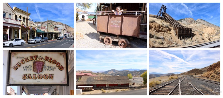 Virginia City_Nevada_America