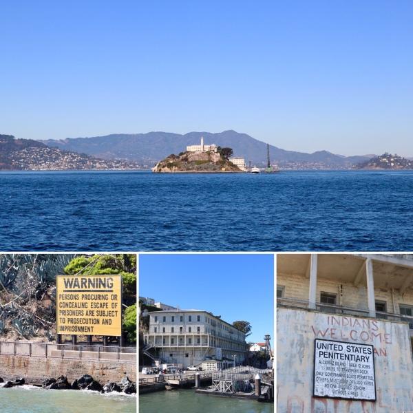Alcatraz Island_San Fransisco_California_America