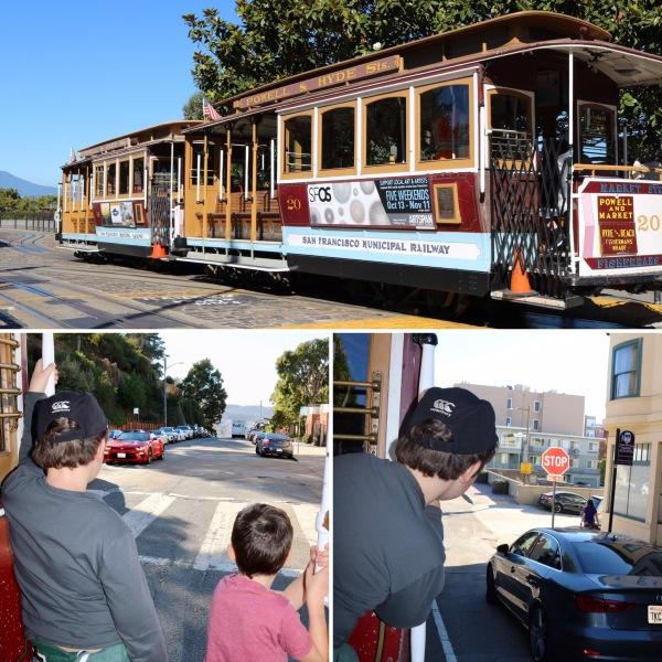 Cable Car_San Fransisco_California_America