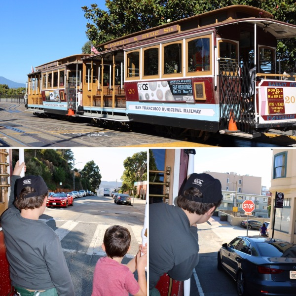 Cable Car_San Fransisco_California_America