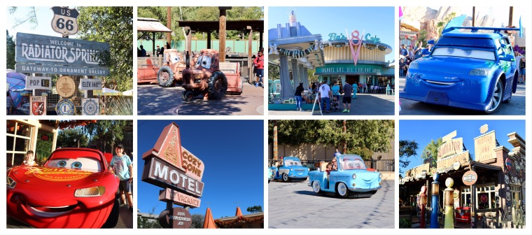 Cars Land_Disney California Adventure Park_Anaheim_California_America