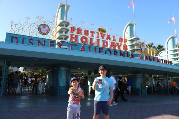 Disney California Adventure Park_Anaheim_California_America