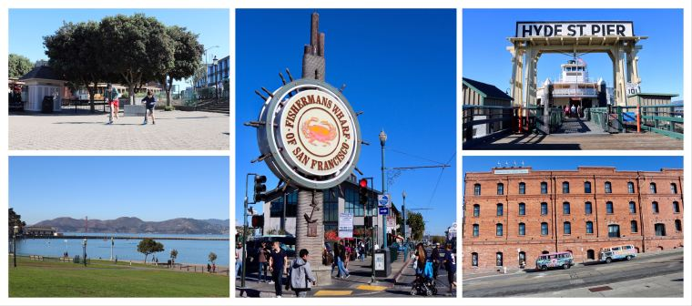 Fisherman's Wharf_San Fransisco_California_America