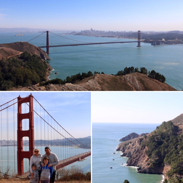 Golden Gate Bridge_San Fransisco_California_America
