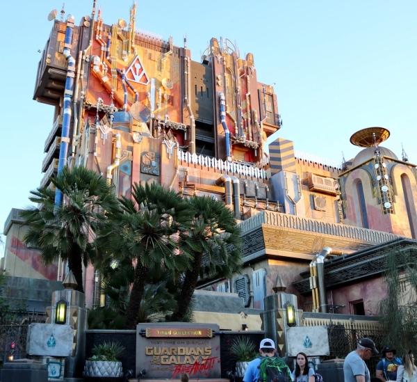 Guardians of the Galaxy_Disney California Adventure Park_Anaheim_California_America